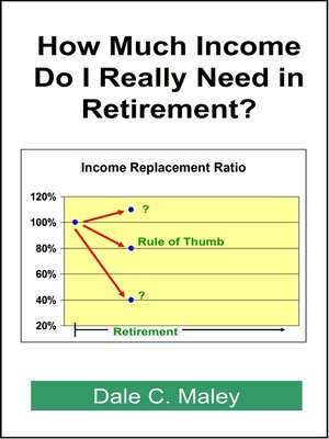 cover image of How Much Income Do I Really Need in Retirement?