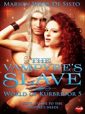 cover image of The Vampyre's Slave