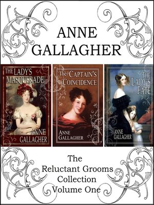 cover image of The Reluctant Grooms Series