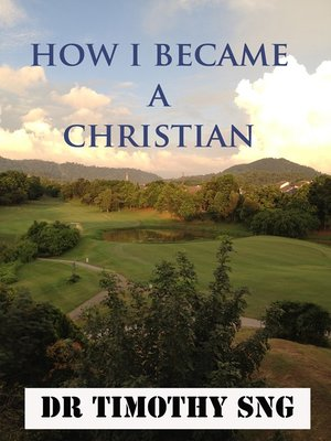 """cover image of """"How I Became a Christian"""""""