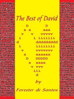 cover image of The Best of David