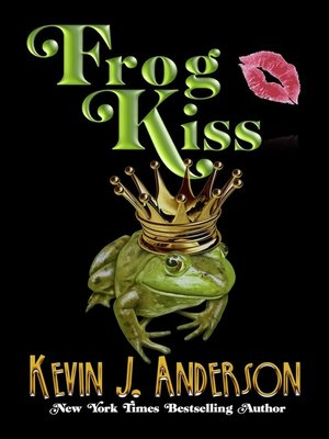 cover image of Frog Kiss