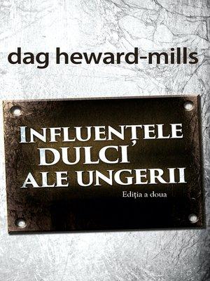 cover image of Influențele Dulci Ale Ungerii