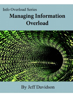 cover image of Managing Information Overload