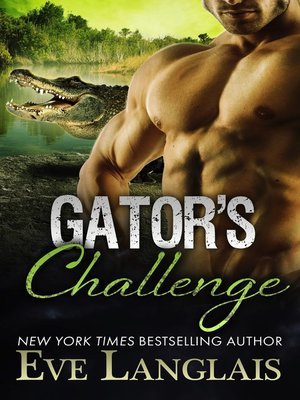 cover image of Gator's Challenge
