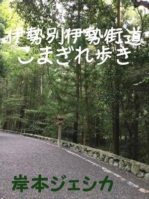 cover image of 伊勢別伊勢街道こまぎれ歩き