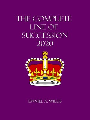 cover image of The Complete Line of Succession 2020