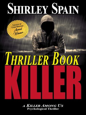 cover image of The Thriller Book Killer (A Killer Among Us Thriller, Book 1)