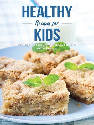 cover image of Healthy Recipes for Kids