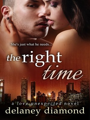 cover image of The Right Time