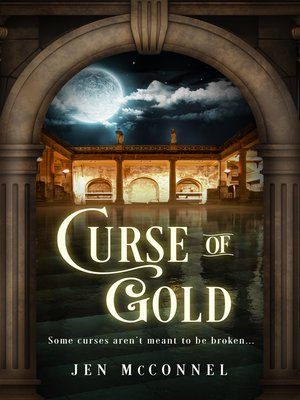 cover image of Curse of Gold