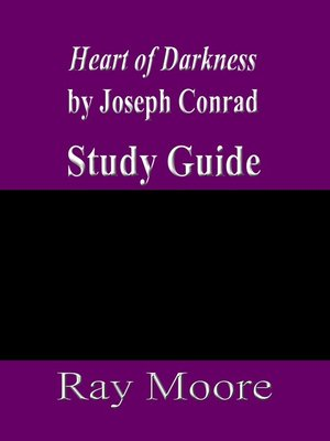 cover image of Heart of Darkness by Joseph Conrad