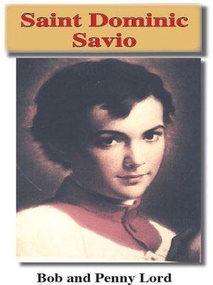 cover image of Saint Dominic Savio
