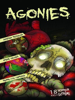 cover image of Agonies
