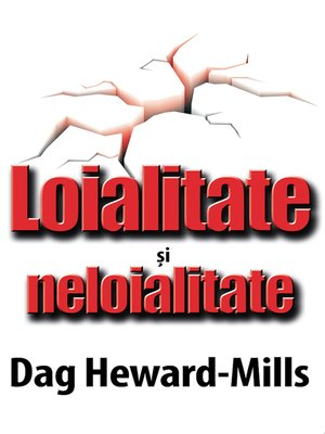 cover image of Loialitate și Neloialitate