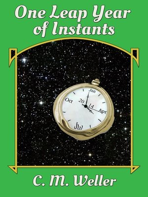 cover image of One Leap Year of Instants