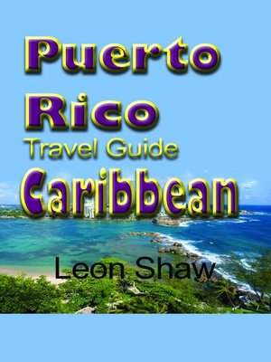 cover image of Puerto Rico Travel Guide, Caribbean