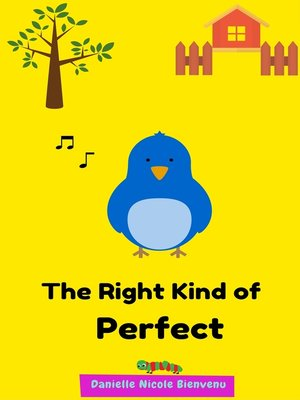 cover image of The Right Kind of Perfect