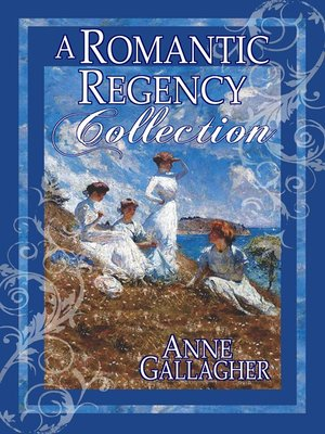 cover image of A Romantic Regency Collection