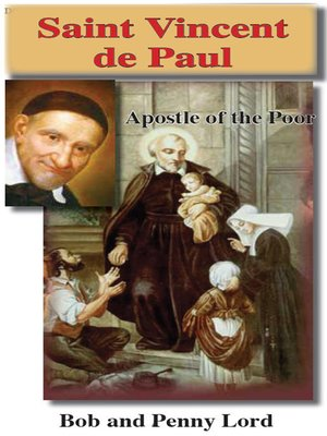 cover image of Saint Vincent de Paul