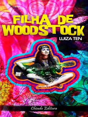 cover image of Filha de Woodstock