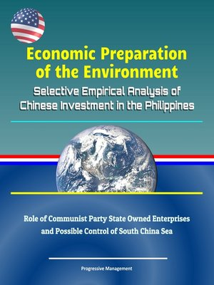 cover image of Economic Preparation of the Environment