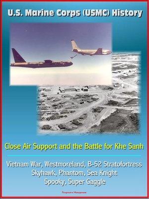 cover image of U.S. Marine Corps (USMC) History
