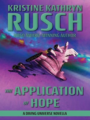 cover image of The Application of Hope