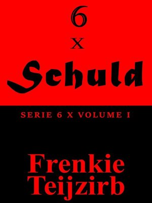 cover image of 6 x Schuld