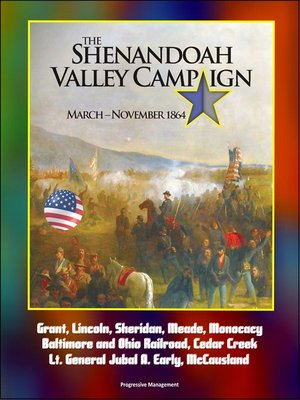cover image of The Shenandoah Valley Campaign