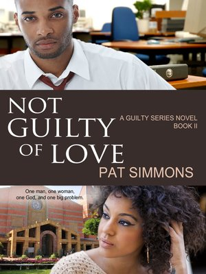 cover image of Not Guilty of Love