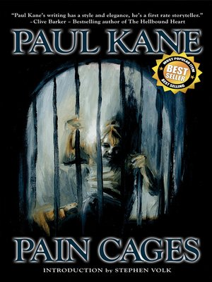 cover image of Pain Cages