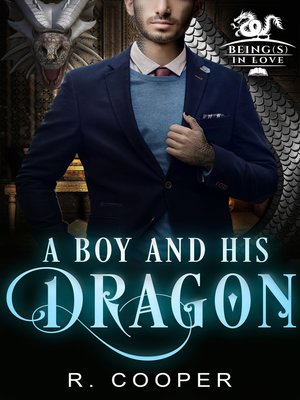 cover image of A Boy and His Dragon
