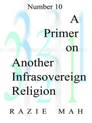 cover image of A Primer on Another Infrasovereign Religion