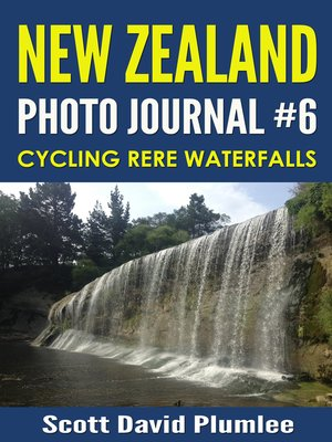 cover image of New Zealand Photo Journal #6