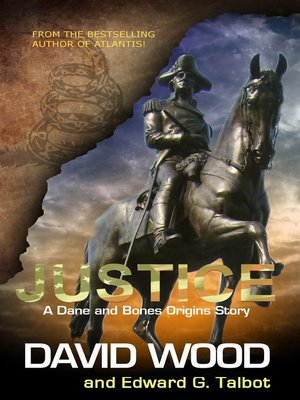 cover image of Justice- a Dane and Bones Origins Story