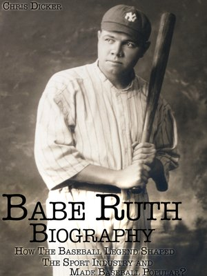cover image of Babe Ruth Biography