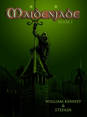 cover image of Maidenjade Book 1