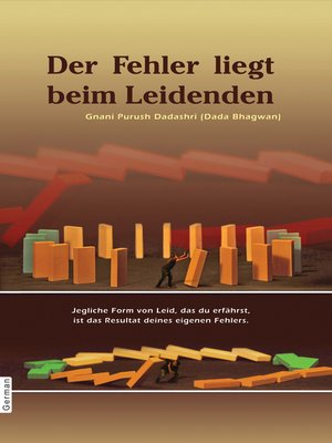 cover image of Der Fehler liegt beim Leidenden (In German)