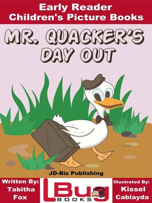 cover image of Mr. Quacker's Day Out