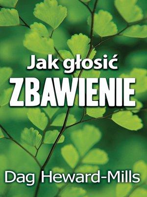 cover image of Jak Głosić Zbawienie