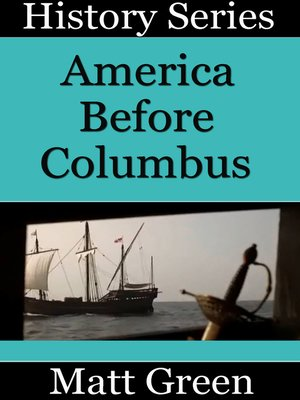 cover image of America Before Columbus