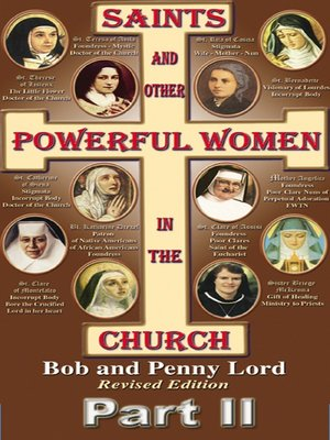 cover image of Saints and Other Powerful Women in the Church Part II