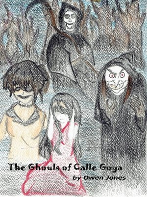 cover image of The Ghouls of Calle Goya