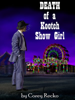 cover image of Death of a Kootch Show Girl