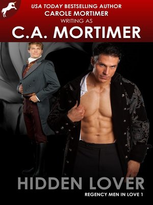 cover image of Hidden Lover (Regency Men in Love 1)