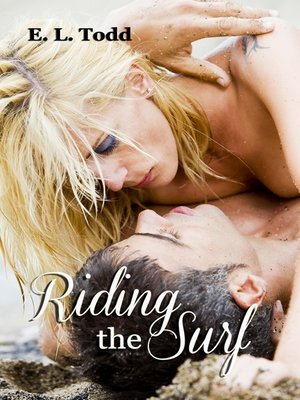 cover image of Riding the Surf (Hawaiian Crush #5)