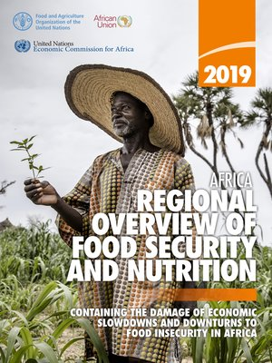 cover image of 2019 Africa Regional Overview of Food Security and Nutrition