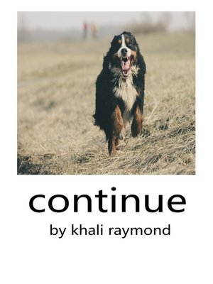 cover image of Continue