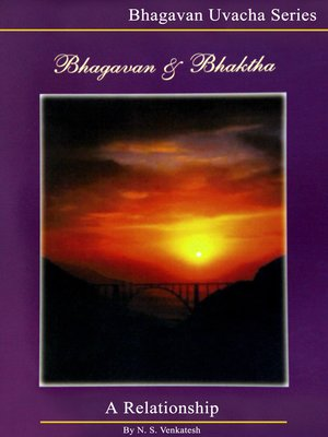 cover image of Bhagawan and Bhakta